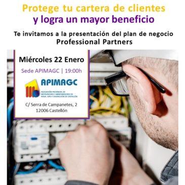 Jornada Informativa ALDRO Energía y Soluciones
